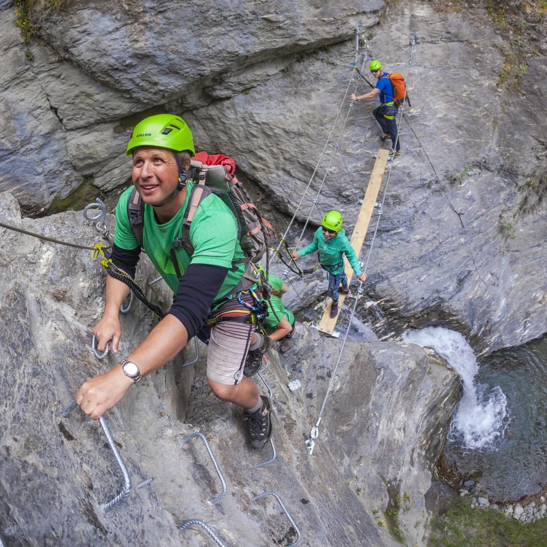 $50 Gift Voucher - Go Wild Waterfall Climb