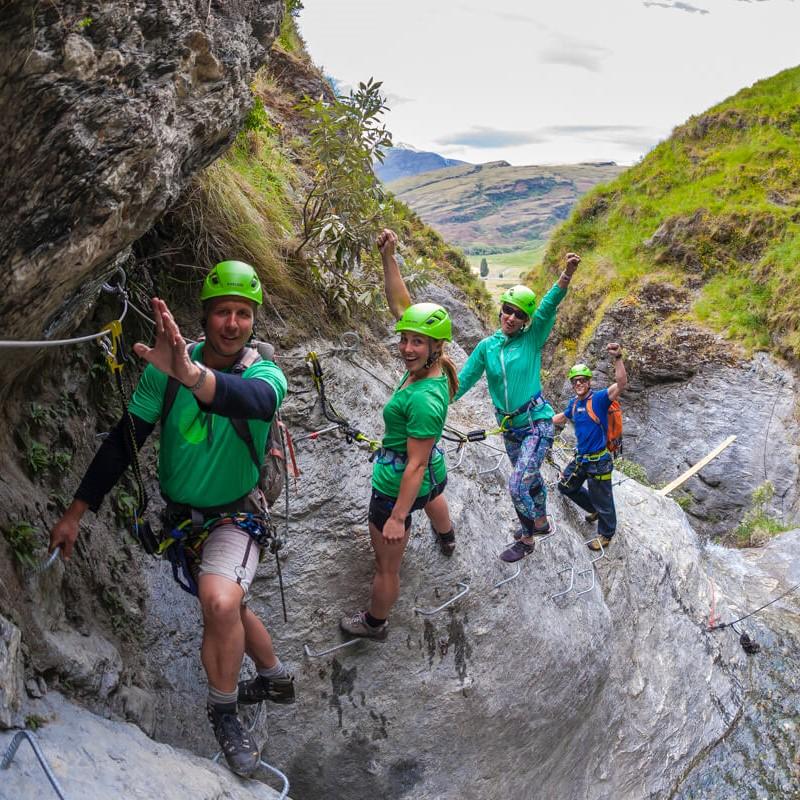 $100 Gift Voucher - Go Wild Waterfall Climb