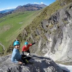 Gift Voucher - Wild Thing Waterfall Climb