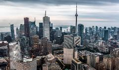 Private Aerial Tour of Toronto