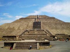 Teotihuacan and Shrine of Guadalupe