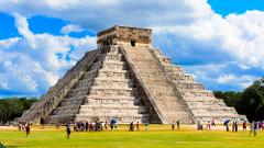 All Inclusive Chichen Itza Tour - Cenote Ik Kil and Valladolid