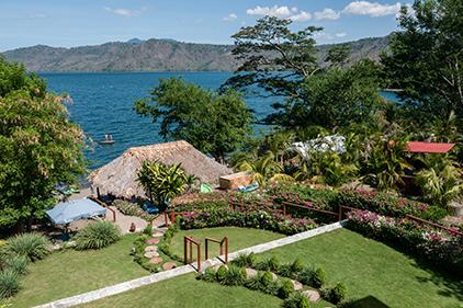 Laguna de Apoyo day trip and Masaya volcano night tour
