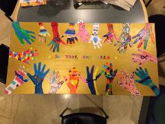 SGB Art Therapy for kids