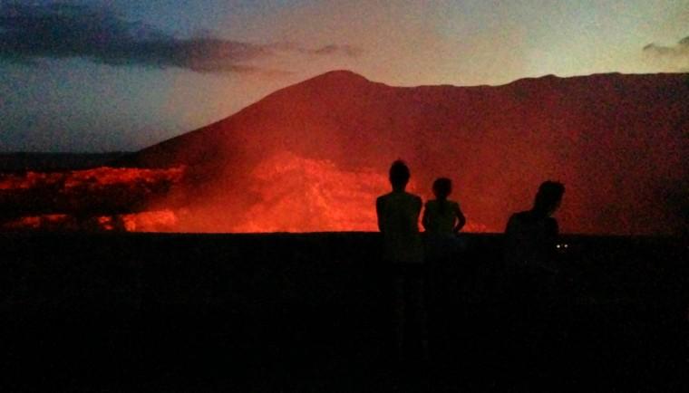 Lava Tour Masaya