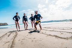 Surf Lessons 5 Night Package