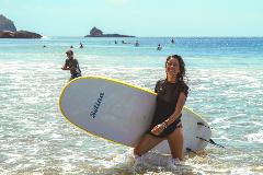 Surf Lessons 10 Night Package