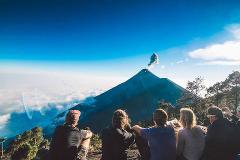 Acatenango volcano hike private