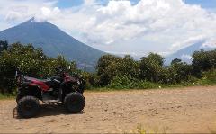 Antigua motorbike village tour