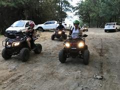 Antigua sunset motorbike tour
