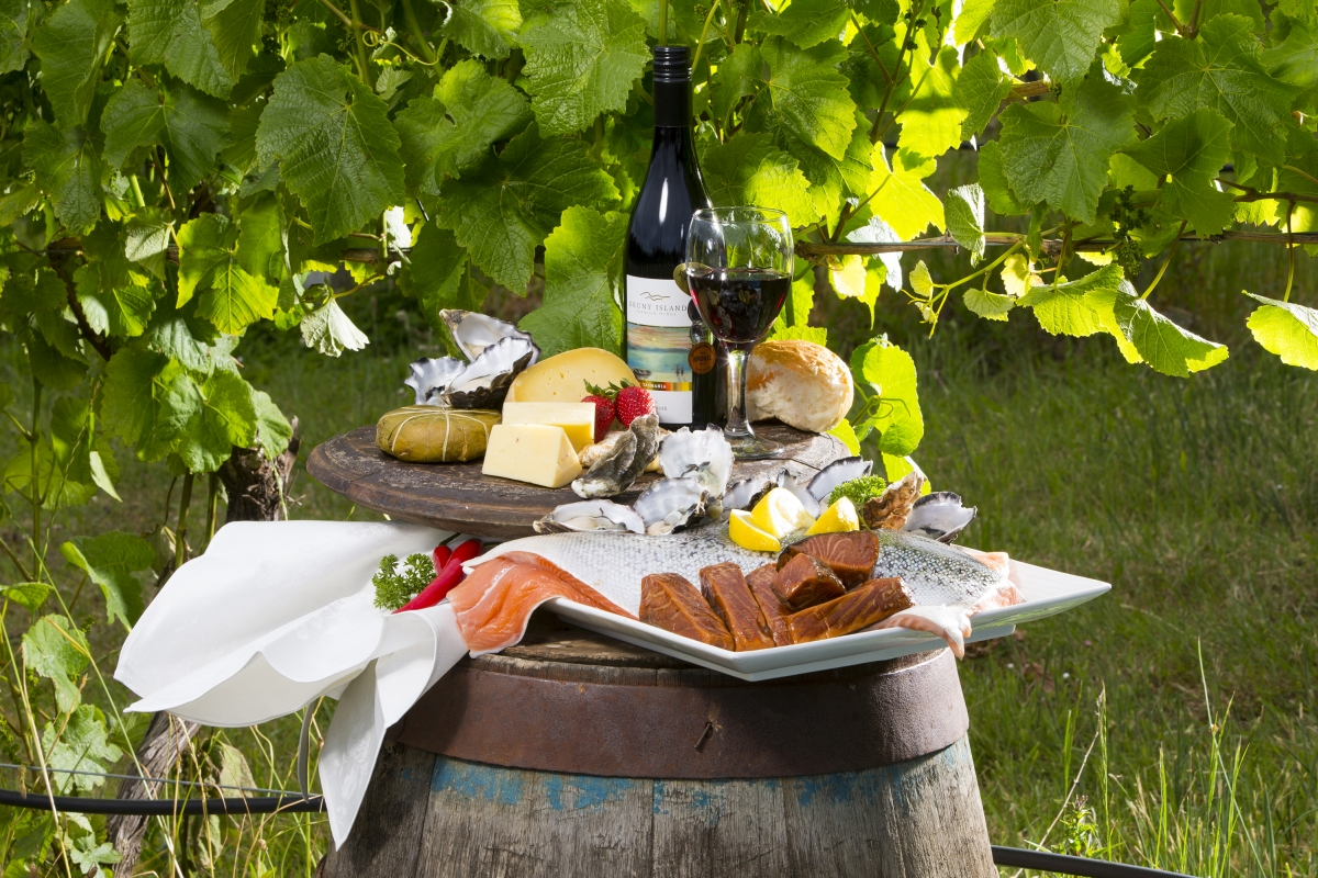 Bruny Island Traveller - Seven-Course Gourmet Day Tour