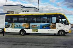 One Way Bus - Hobart to Port Arthur