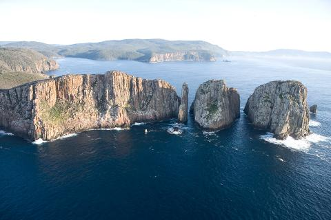 Tasman Island Cruises Full Day Tour from Hobart + Port Arthur Historic Site Tasmania Australia