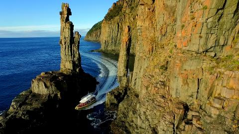 Bruny Island Cruises 3 Hour Wilderness Cruise Tasmania Australia