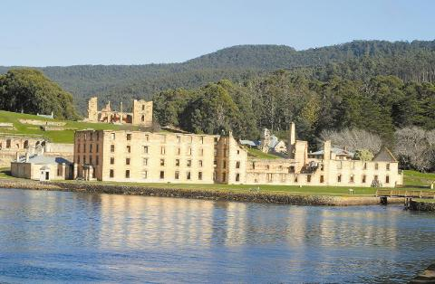 Full Day Cruise from Hobart + Port Arthur Historic Site Tasmania Australia