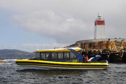 Iron Pot Cruises (10am) Tasmania Australia