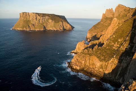 Tasman Island Cruises Full Day Tour from Hobart Tasmania Australia