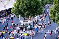 Summer Night Market Table Booking for 8