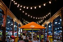 Summer Night Market Table Booking for 6