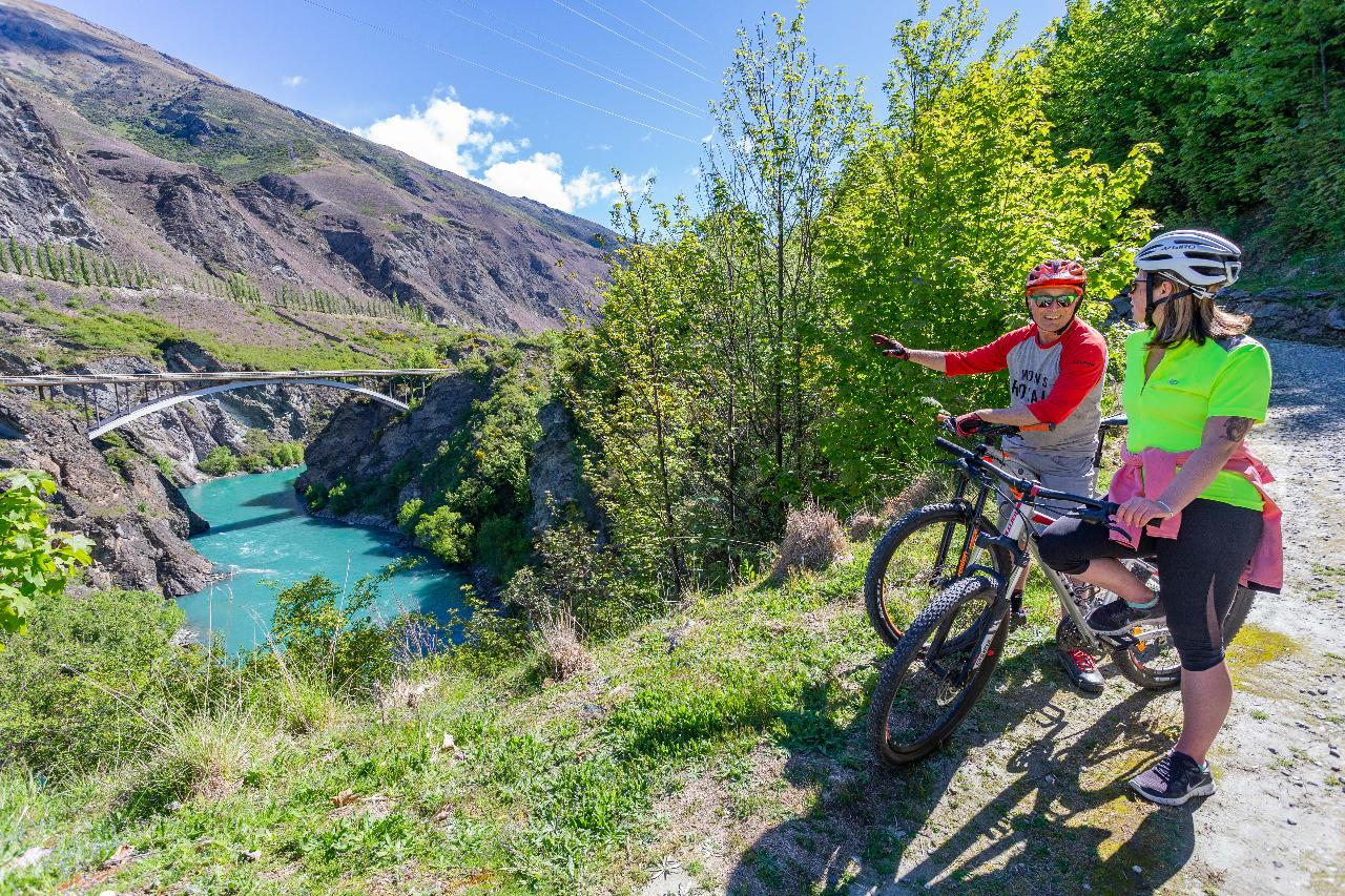 Bike and Sight the Arrowtown Trails