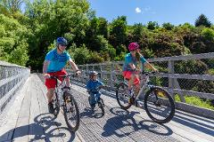 Bike the Queenstown Trails