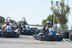 15+15+15+15 minutes of Pro Karts - PAY NOW & SAVE!! (4 Separate races)