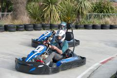 GROUP RATES - 15 plus 15 minutes of Pro Karts