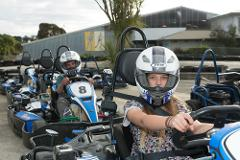 15+15+15 minutes of Pro Karts - PAY NOW & SAVE!! (3 Separate races)