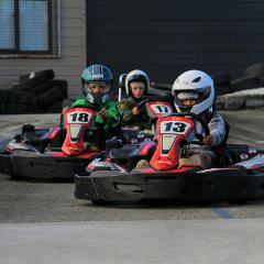 15 minutes of Fun Karts - PAY NOW & SAVE!!