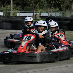 10+15 minutes of Fun Karts - PAY NOW & SAVE!! (2 Separate races)