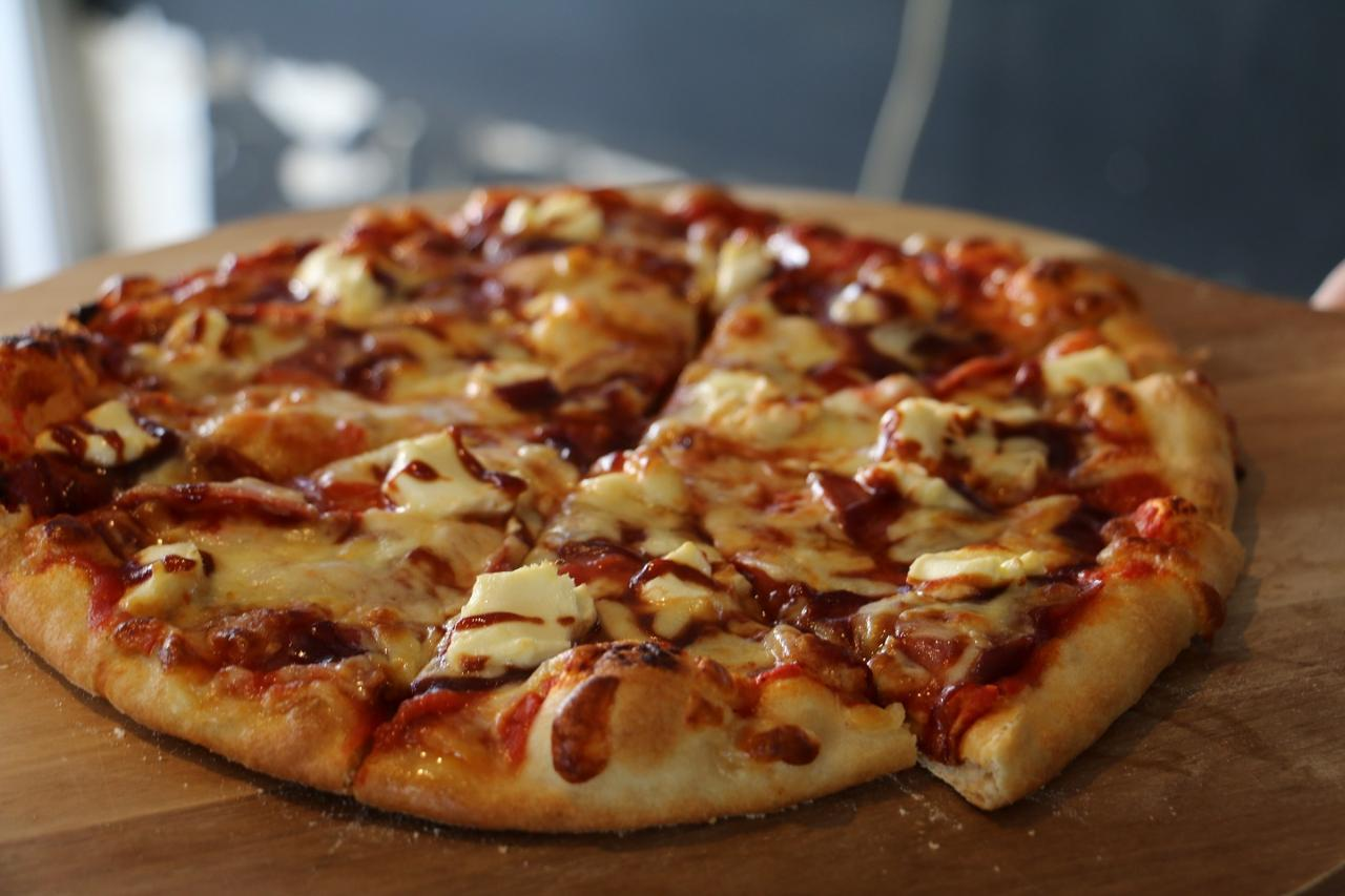 Pizza meal