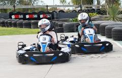 GROUP RATES - 10 plus 10 minutes of Pro Karts
