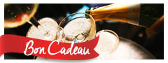 Bon Cadeau  Revue 1/2 Champagne