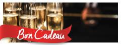 Bon Cadeau Revue Coupe Champagne