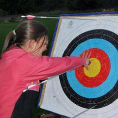 Archery at Forest Holidays Strathyre