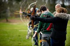 Archery at Loch Lomond Shores