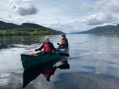 Canoeing - Explore Loch Ness (2.5hrs)