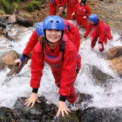 Gorge Walking (Discovery)-Brig o' Turk