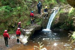 Gorge Walking at Culloden