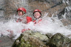 Gorge Walking - Loch Lomond