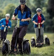 Segway Experience - Loch Tay
