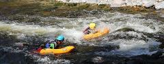 River Sledging Loch Lomond
