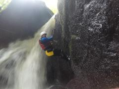 Intro to Canyoning at Culloden