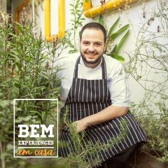 Cozinhe em casa com o Chef Victor Dimitrow, do Peti Gastronomia (São Paulo)