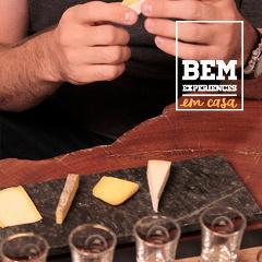 Deguste queijos e cachaças artesanais brasileiros com especialistas (São Paulo)
