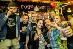 Pub Crawl Budapest including Power Hour All You Can Drink For 40 minutes (+takeaway)