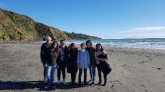Tour & Play at Ngarunui Beach