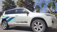 Raglan > Auckland Airport DIRECT Shuttle
