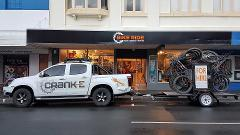 Shingleback 12 Bike MTB Trailer