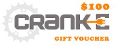 Cranke 1 Year Gift Card ($100)